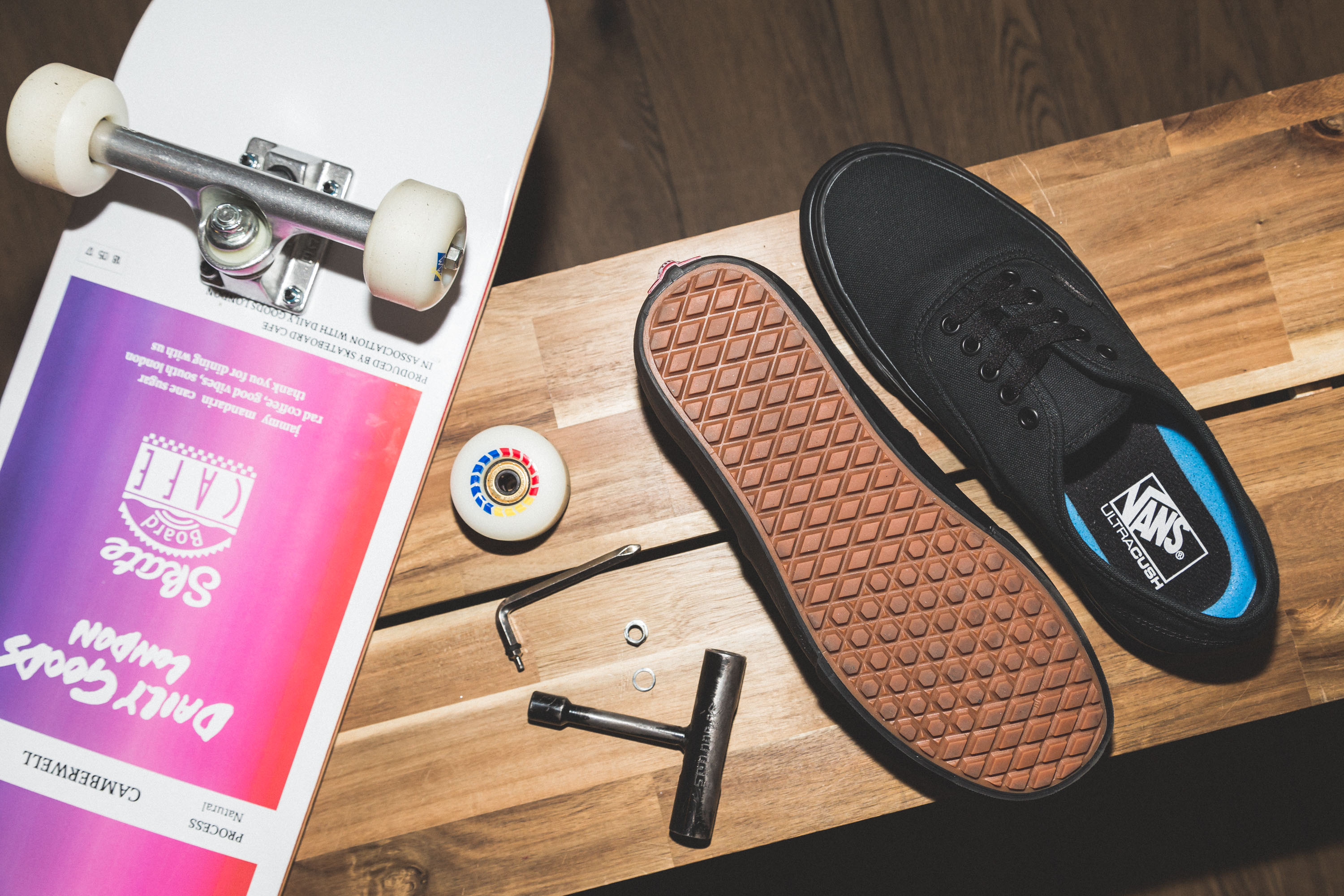 Vans Made For The Makers - Daily Goods