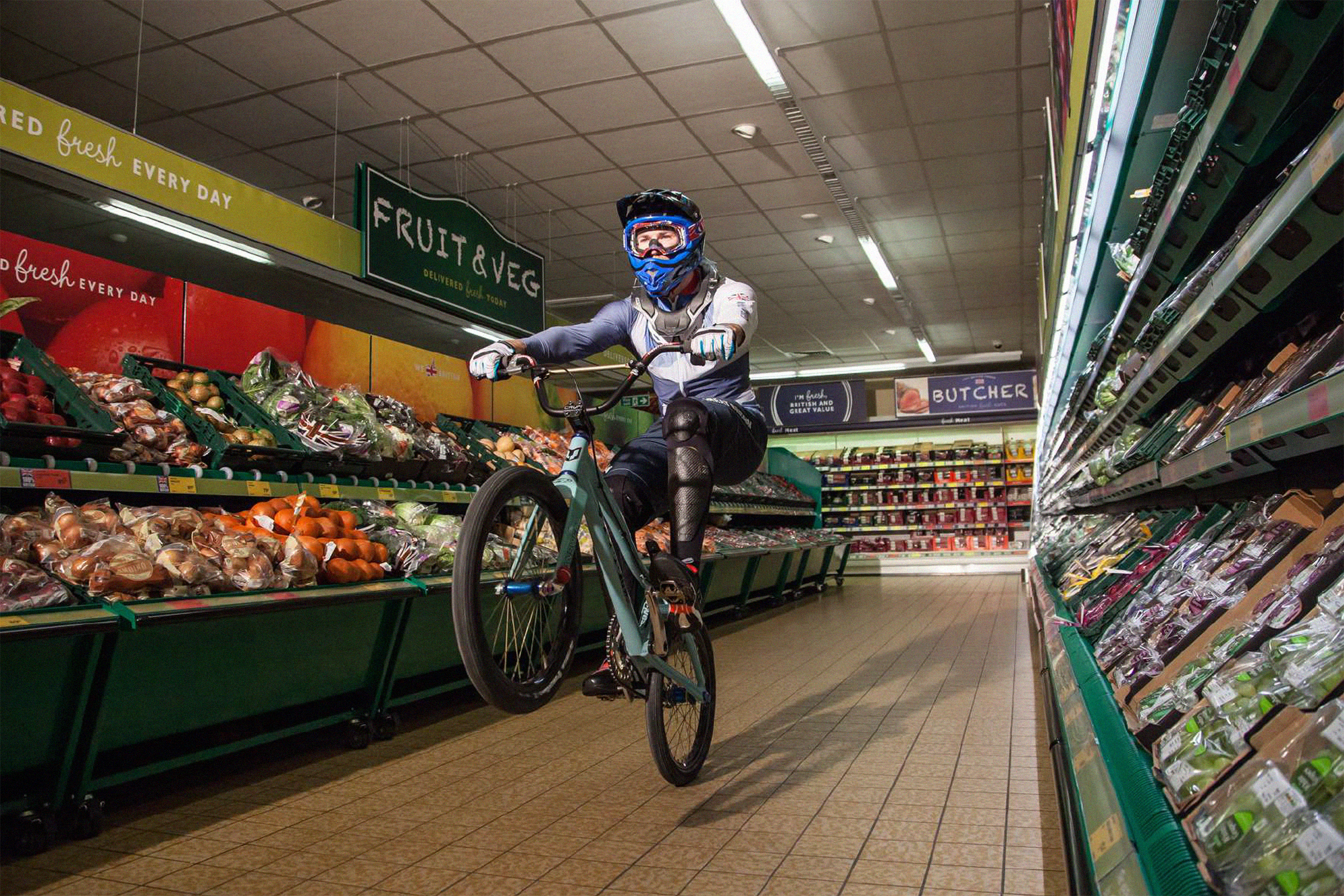 Action - BMX, Aldi