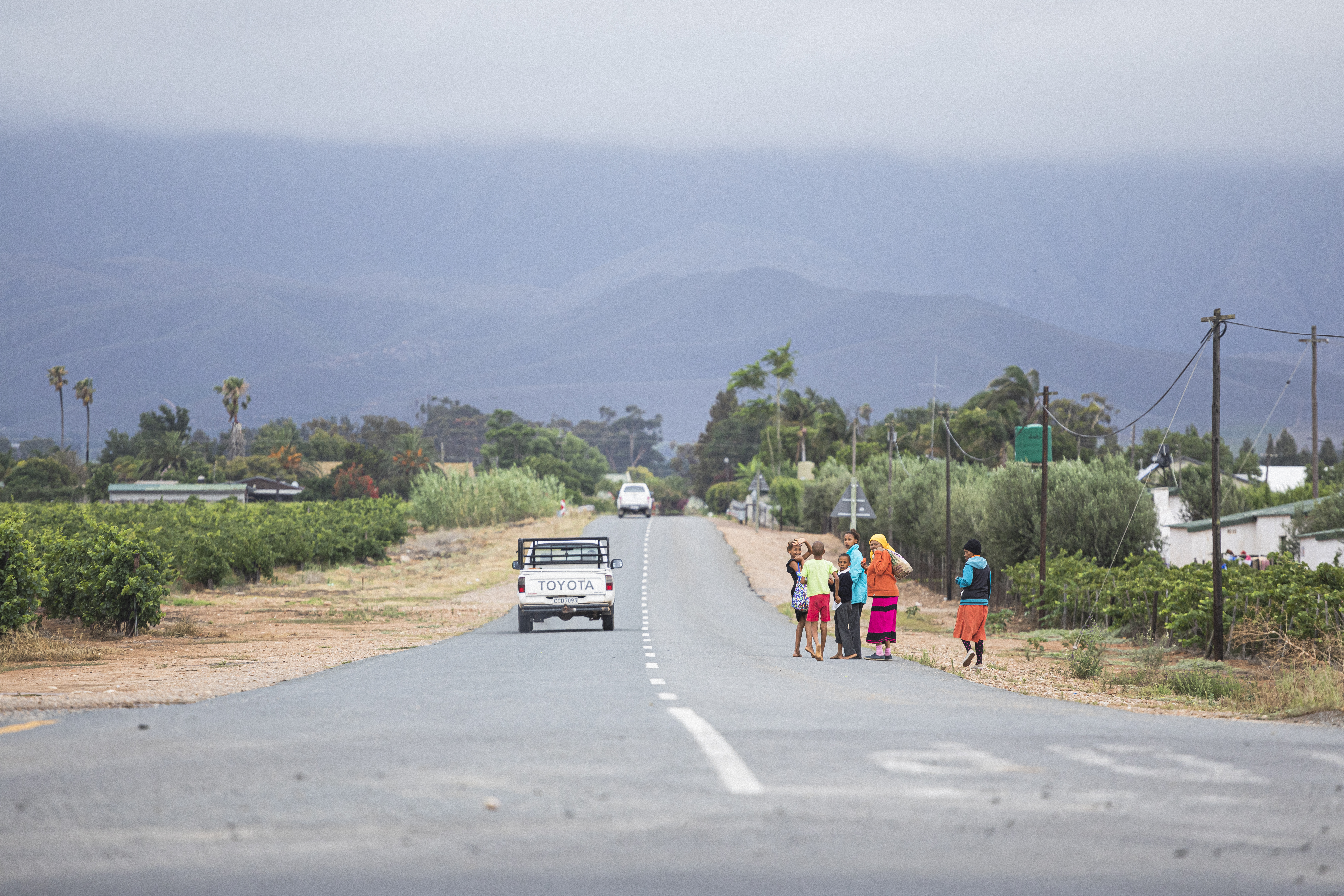 Travel - Robertson, South Africa