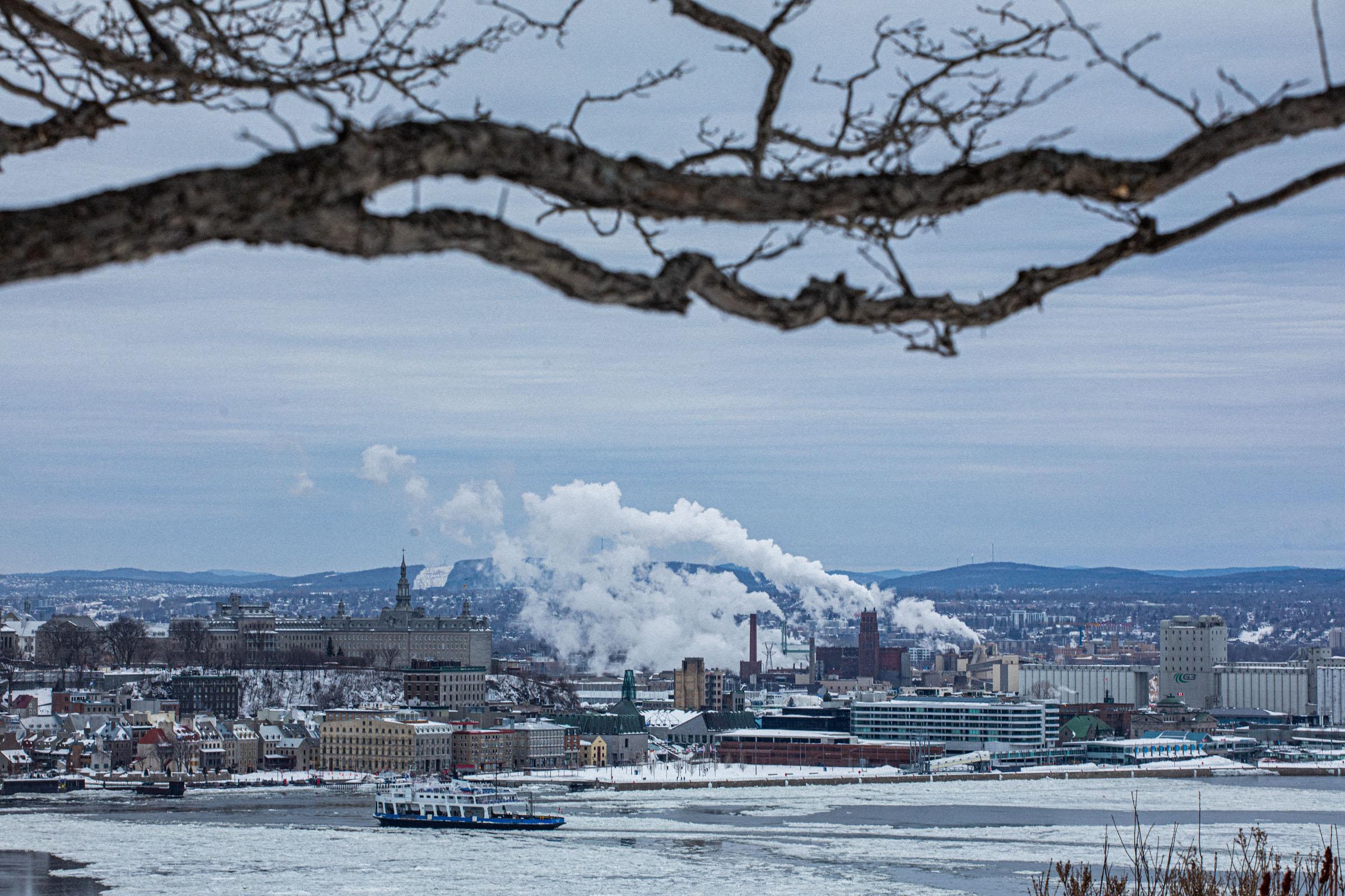 Travel - Quebec City, Canada