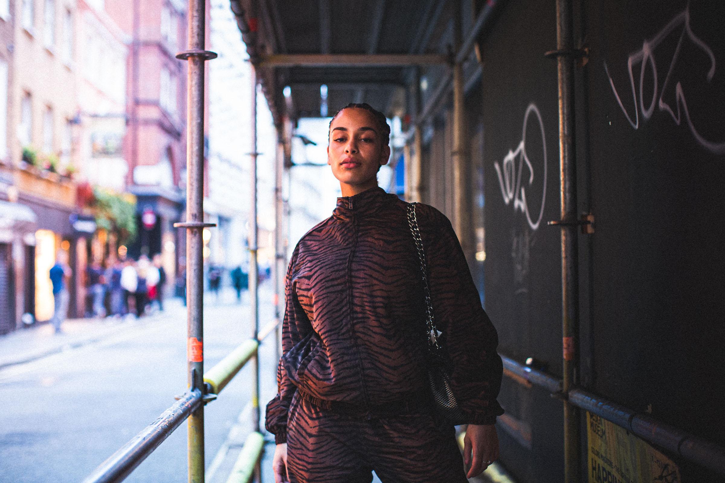 Portrait - Jorja Smith