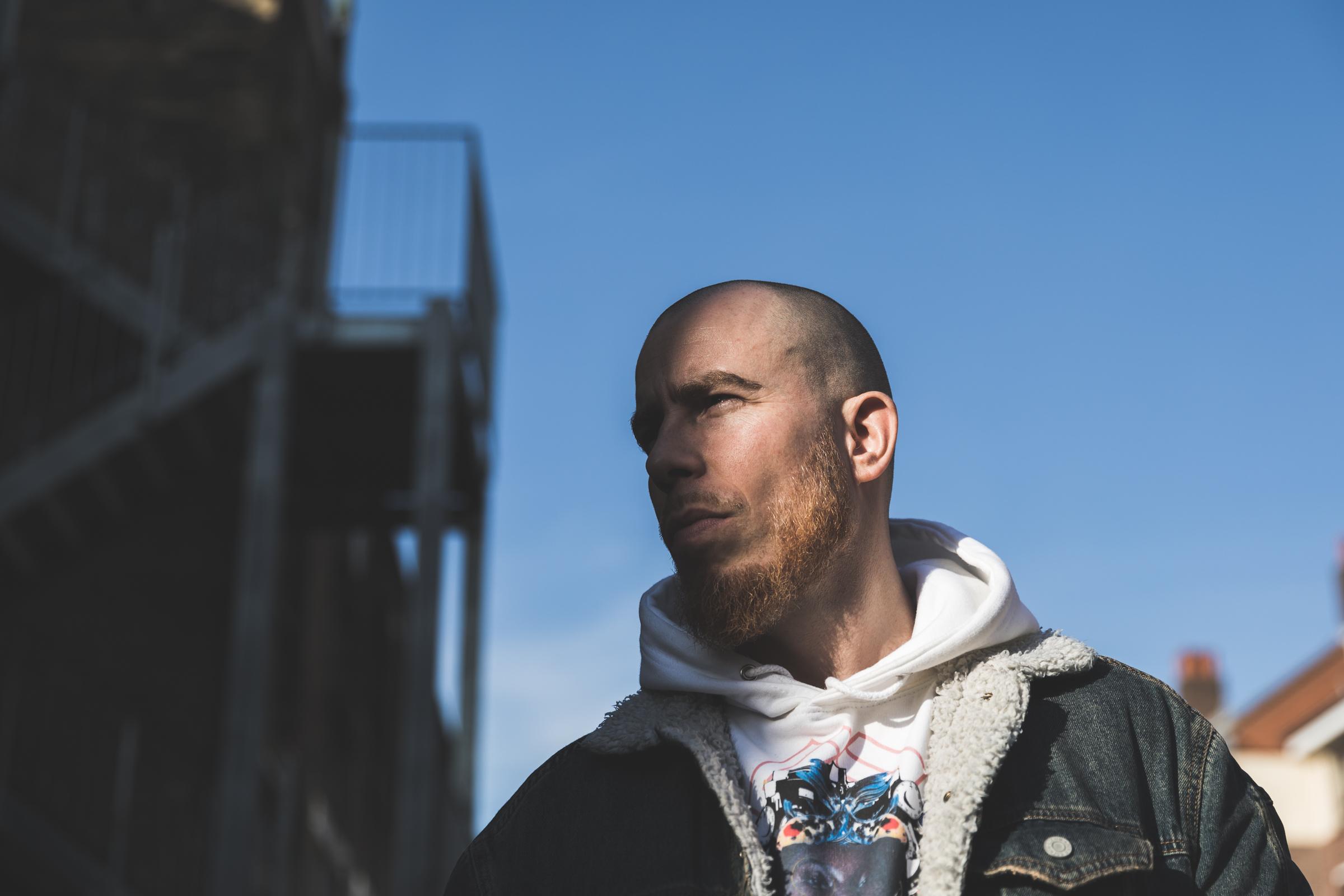 Portrait - Tommy Evans