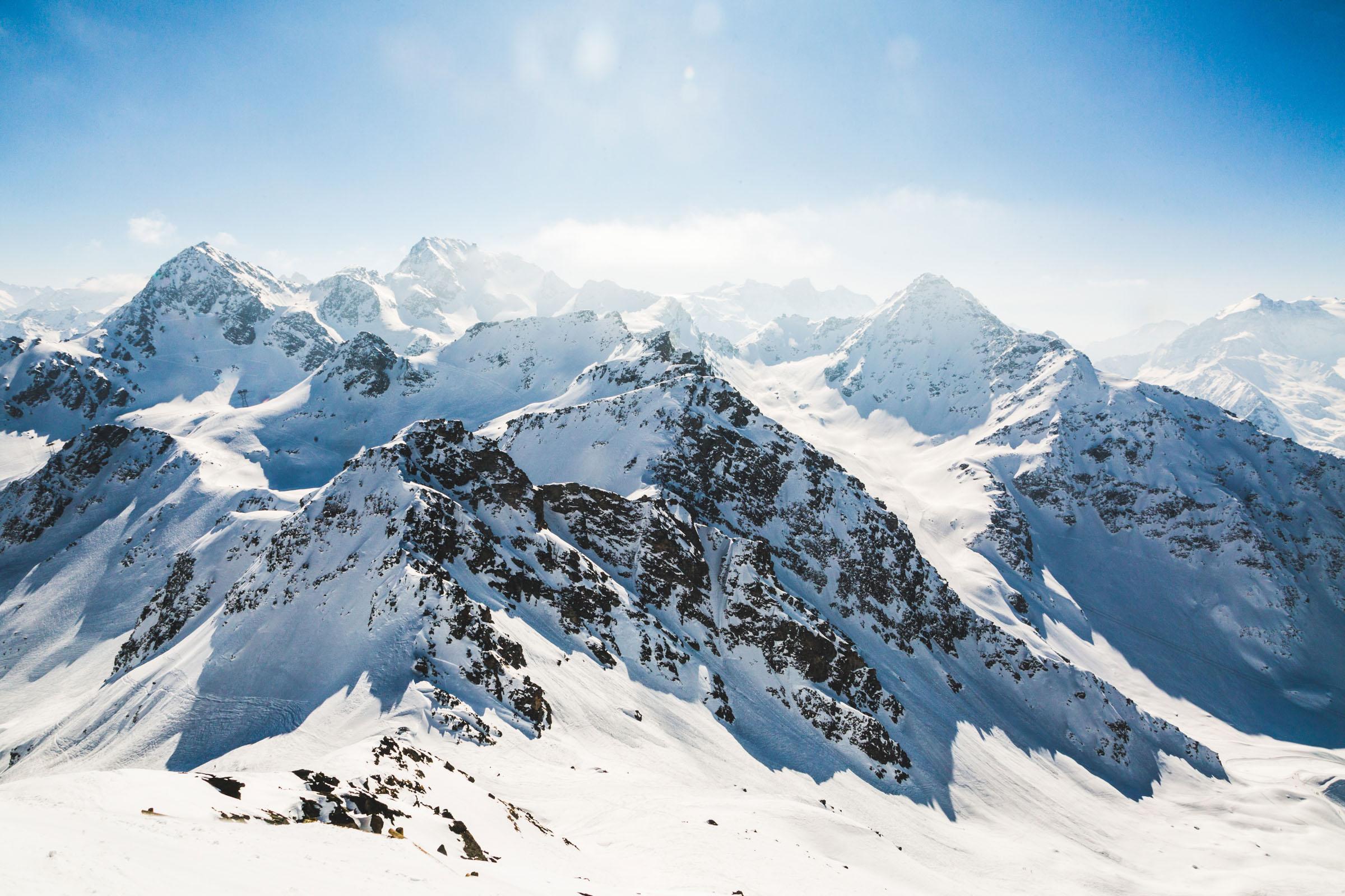 Travel - Verbier, Switzerland