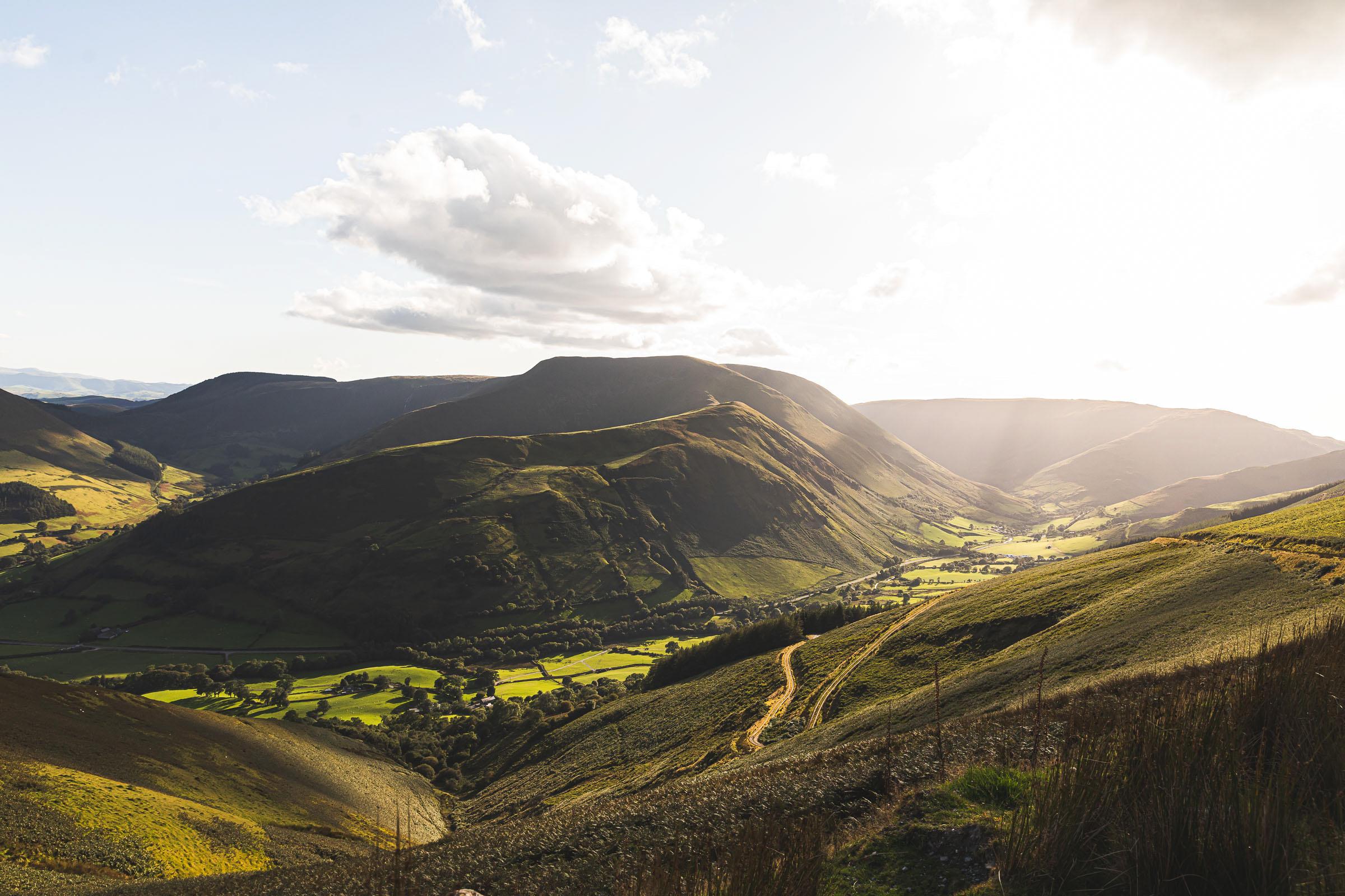Travel - Dinas Mawddwy, Wales
