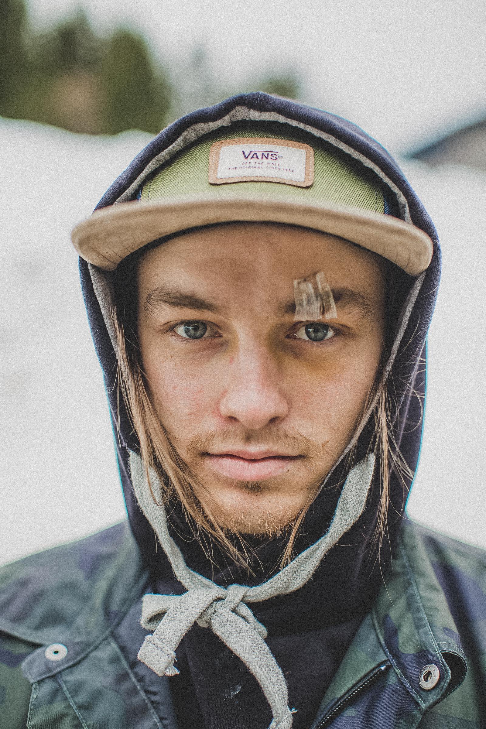 Portrait - Antti Jusslia