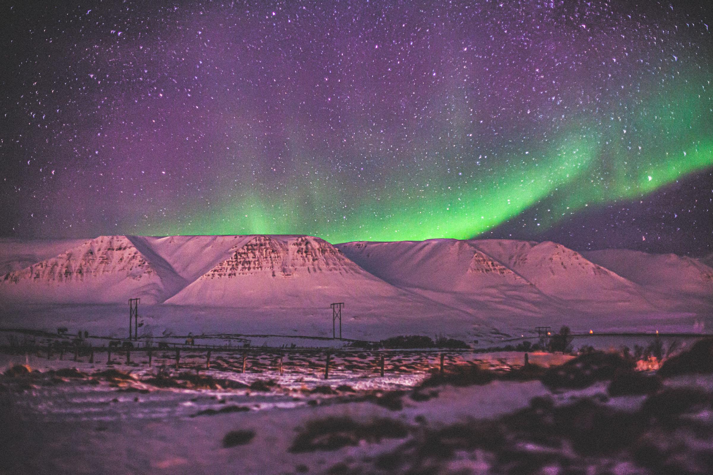 Travel - Northern Lights